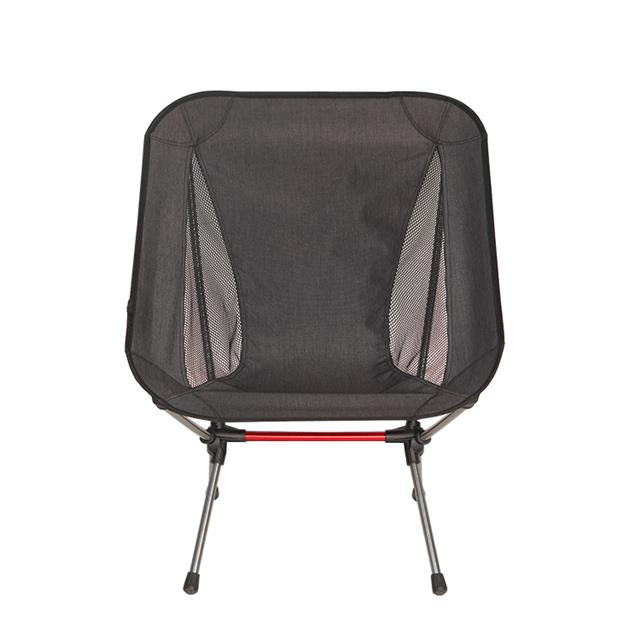 Outdoor Folding Moon Chair Portable Camping Chair With Carry Bag
