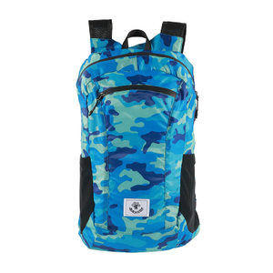 4monster printed Light weight backpack