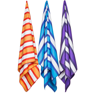 Nested Ribbon Beach Towel,Swimming Towel