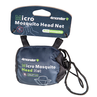Micro mosquit pyramid net / head net for outdoor
