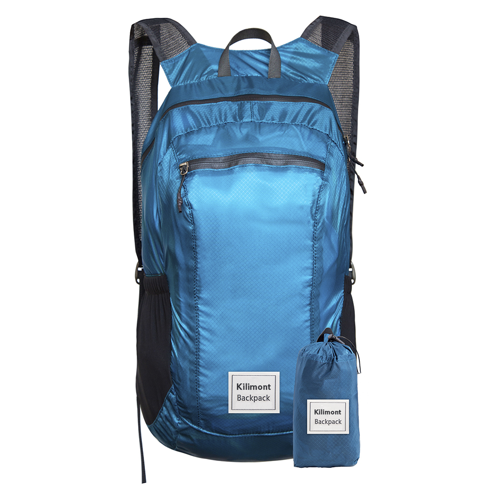 KILIMONT WATERPROOF MATERIAL BACKPACK FOR OUTDOOR TRAVEL