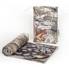 3D Camouflage Camping Towel